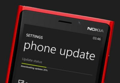 windows phone update