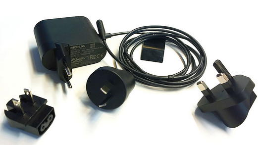 nokia 2520 charger