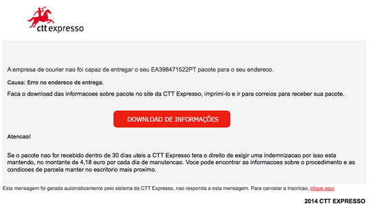 malware ctt