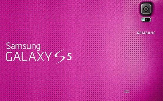 samsung galaxy s5 rosa