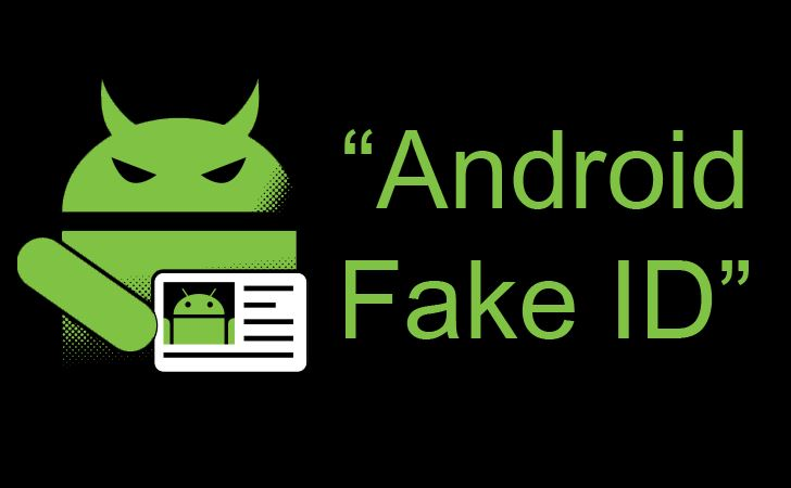 Android Fake ID