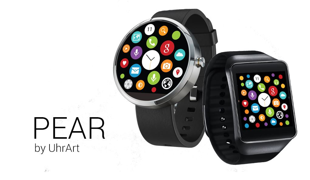 android wear pear