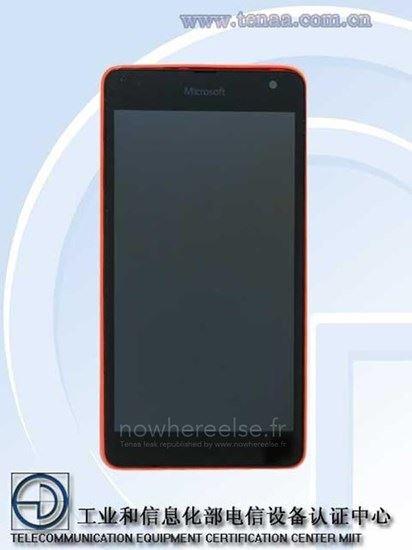 Microsoft Lumia novo