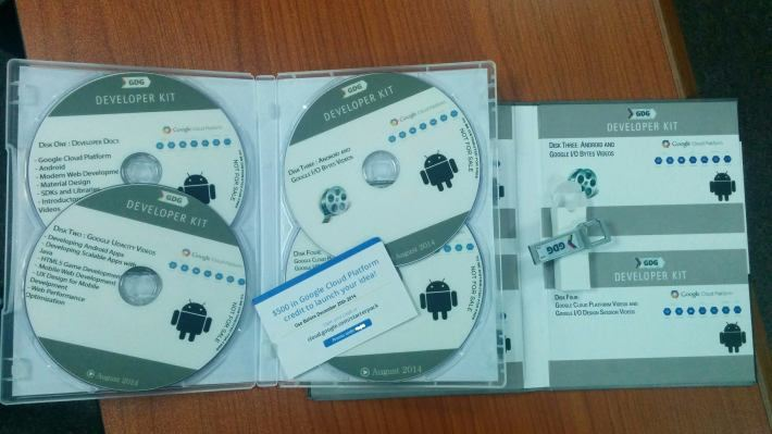 Android SDK DVD