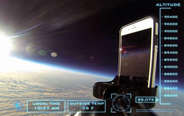 iphone 6 espaço