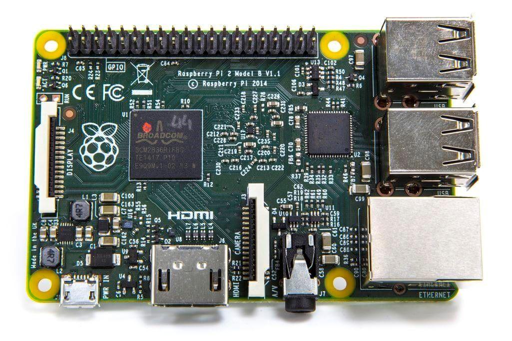 Raspeberry Pi 2