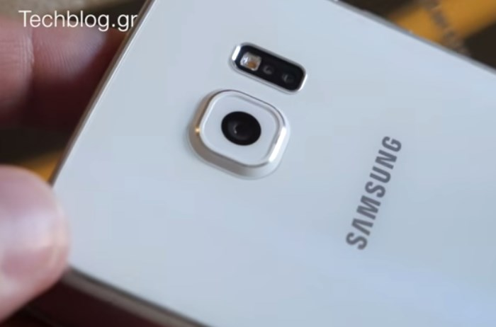 samsung galaxy s6 edge câmara