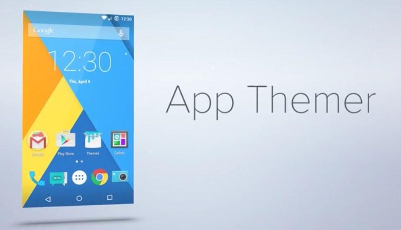 app themer cyanogenmod