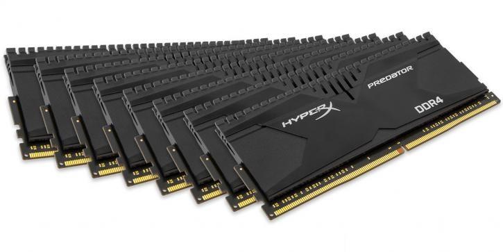 hyperX DDR4 128GB