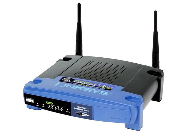 router falha