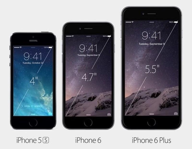 iphone evolução