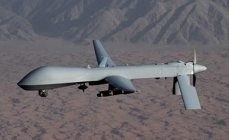 drones eua