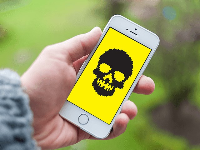 malware iphone
