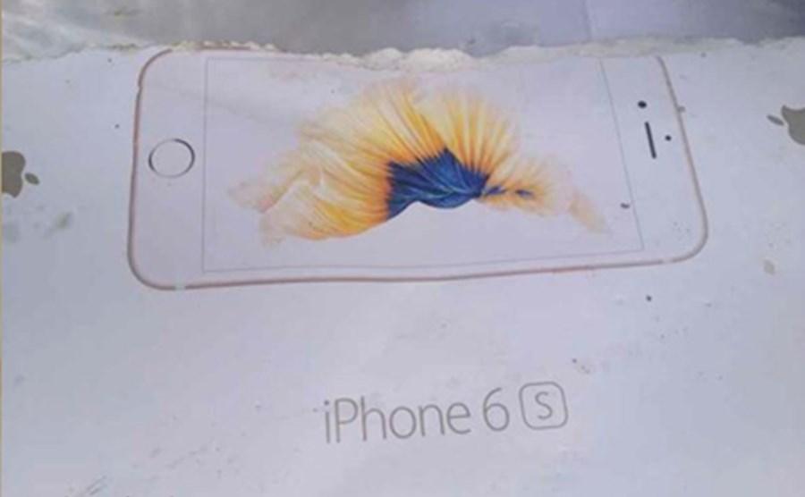iphone 6s caixa