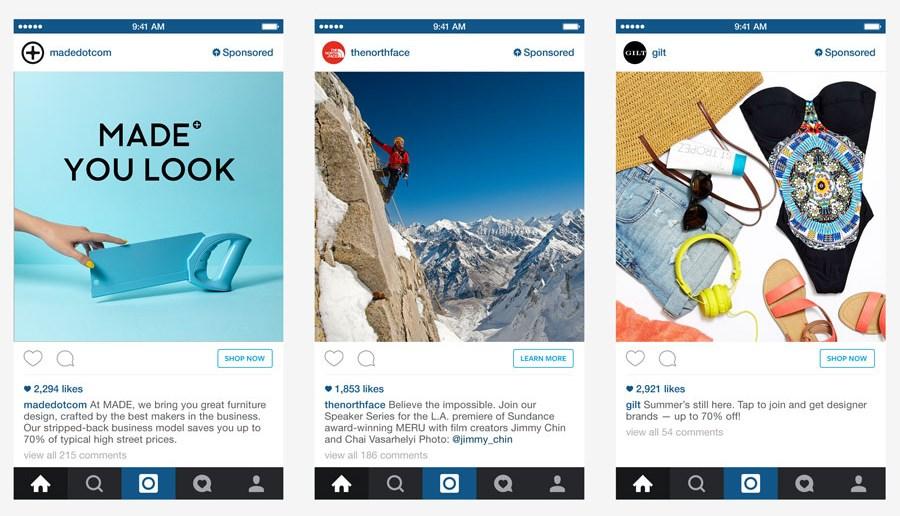 instagram publicidade