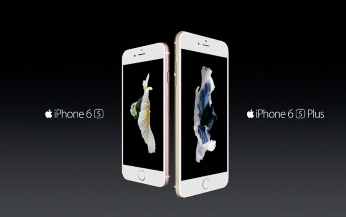 apple iphone 6s e 6s plus