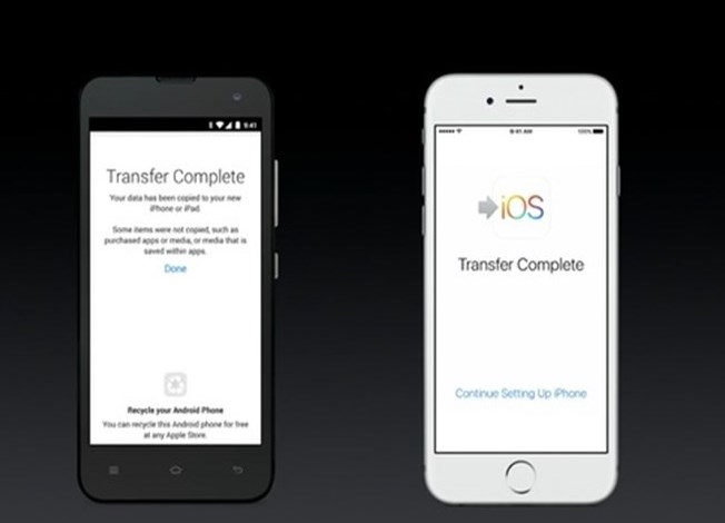 android to ios app