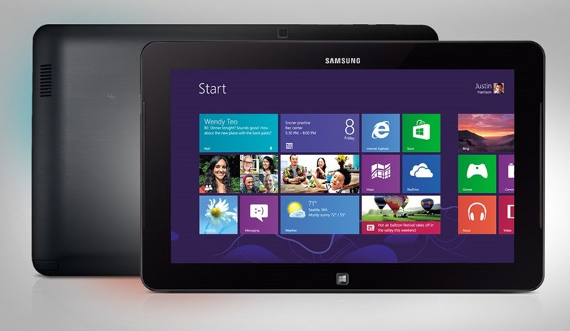 samsung tablet windows