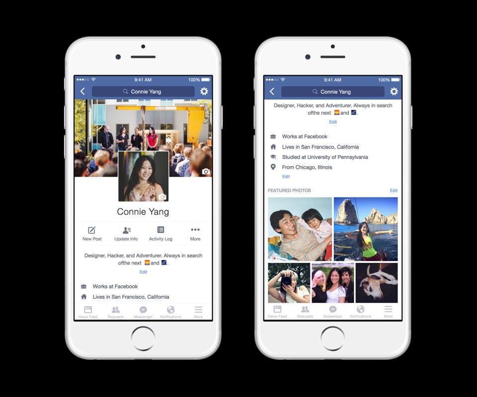 facebook perfis moveis