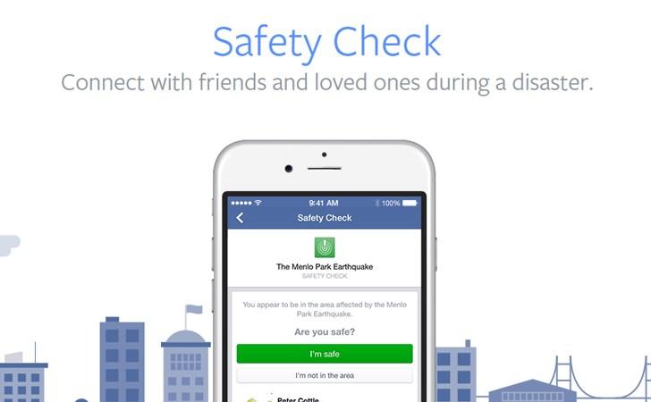 facebook verificação segurança