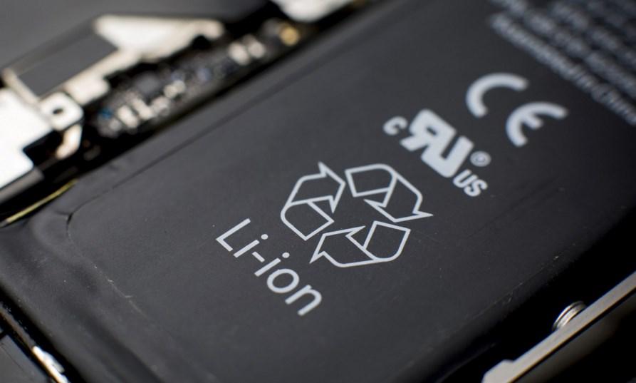 bateria smartphone