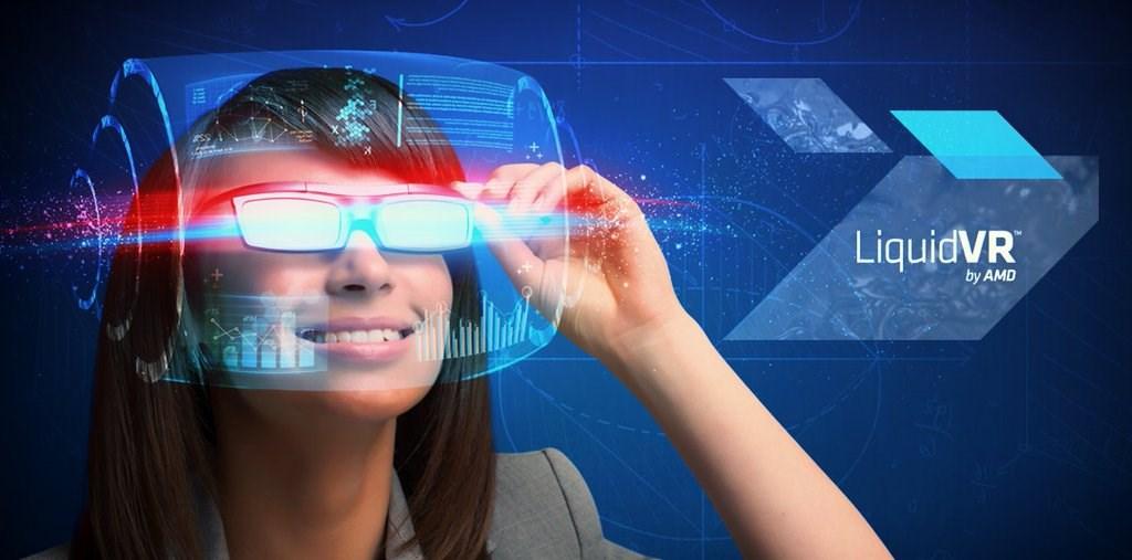 amd realidade virtual