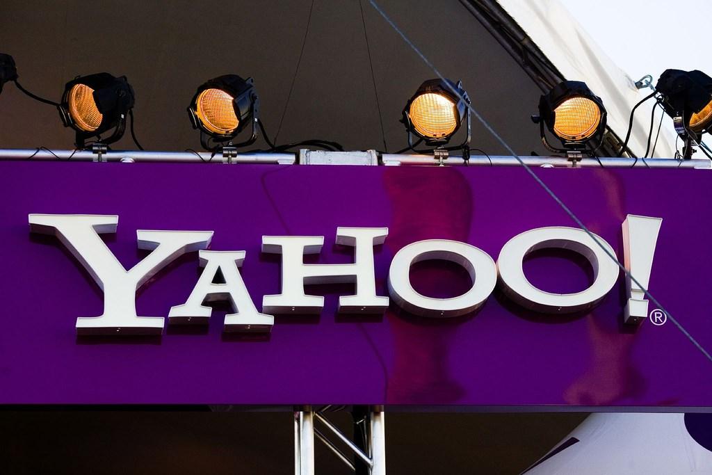 yahoo logotipo
