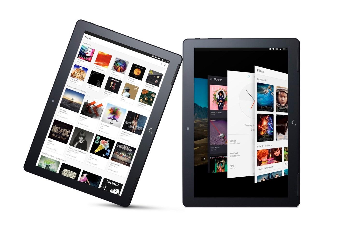 tablet ubuntu bq