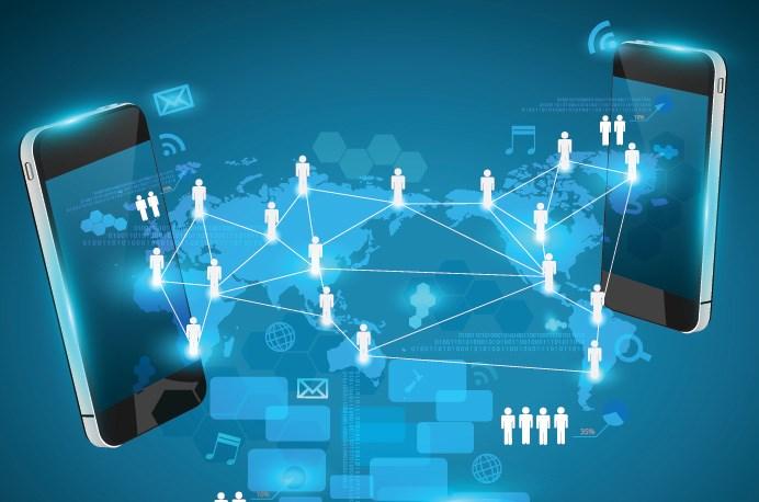 aplicações rede móvel