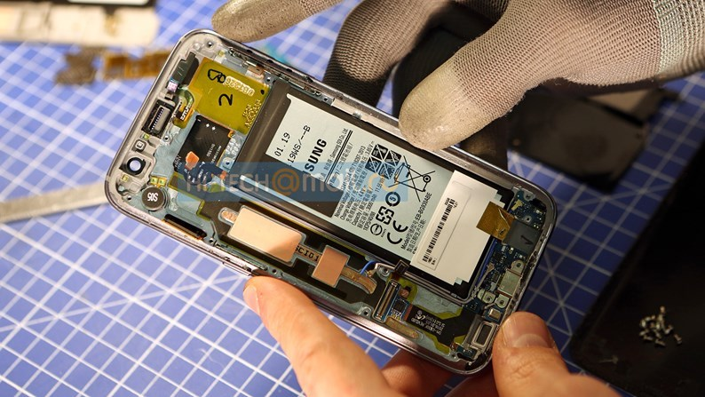 samsung galaxy s7 interior