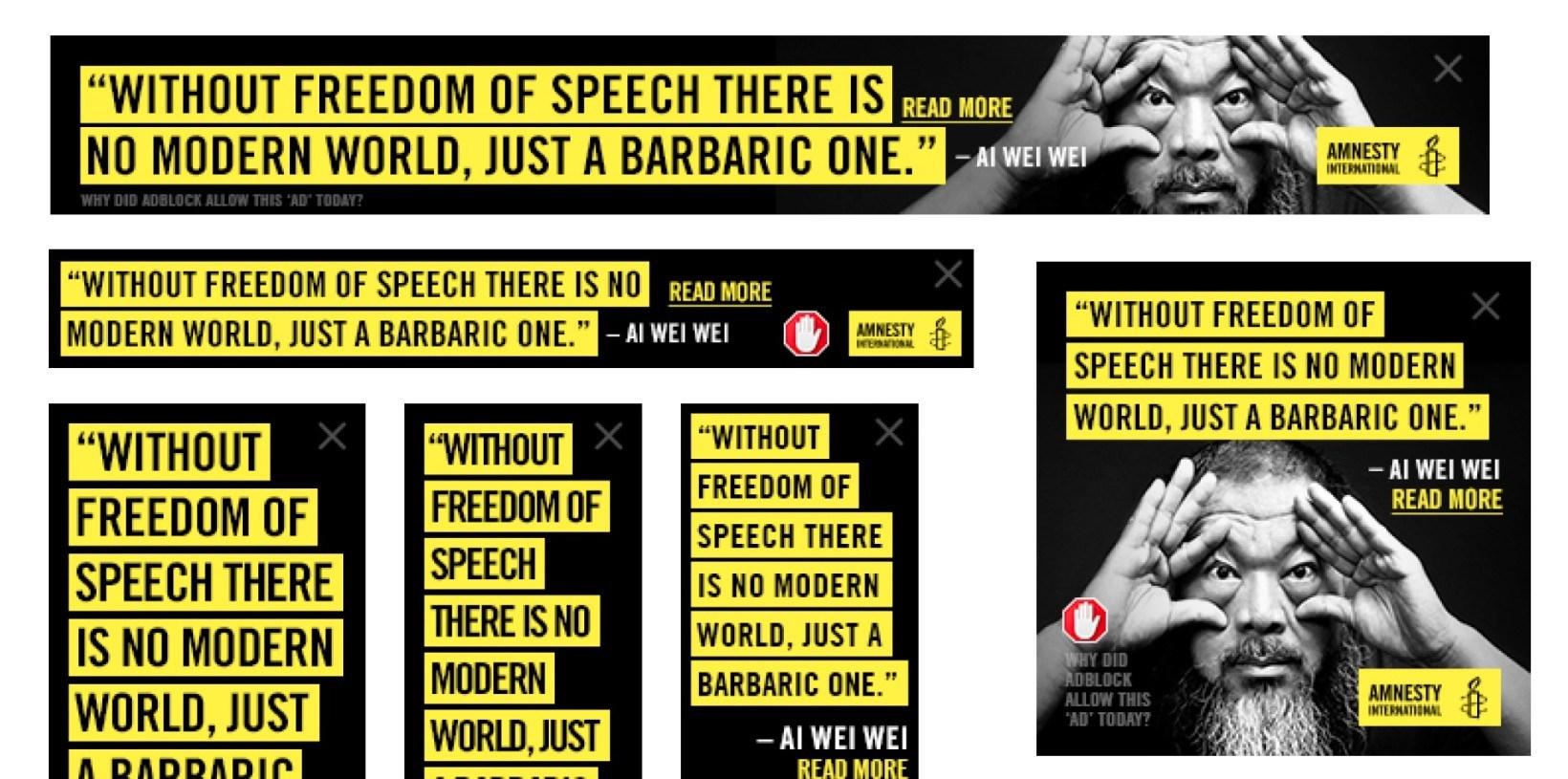 adblock censura