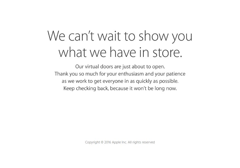apple loja online
