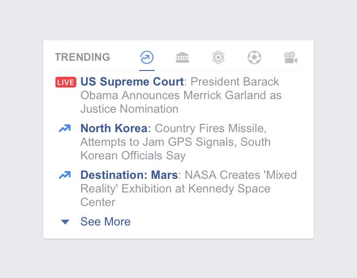facebook pesquisa vídeos directo