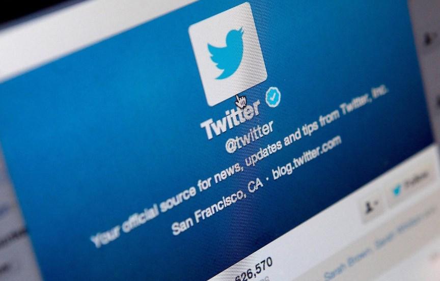 Perfil do Twitter