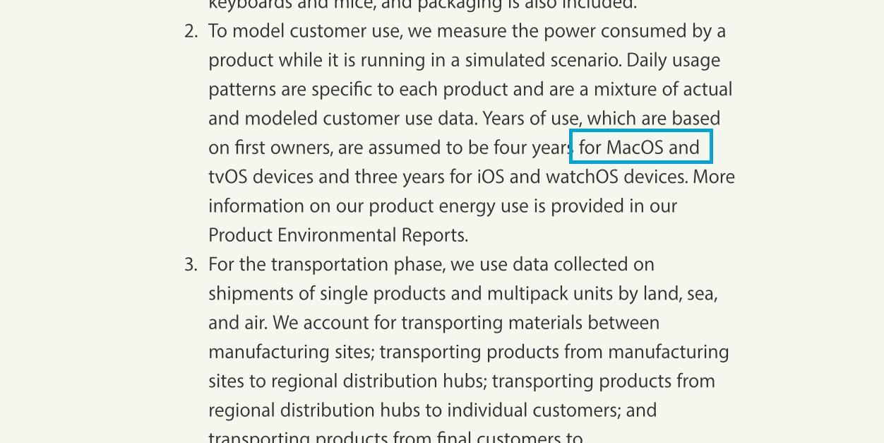 MacOS como surge no docuemnto