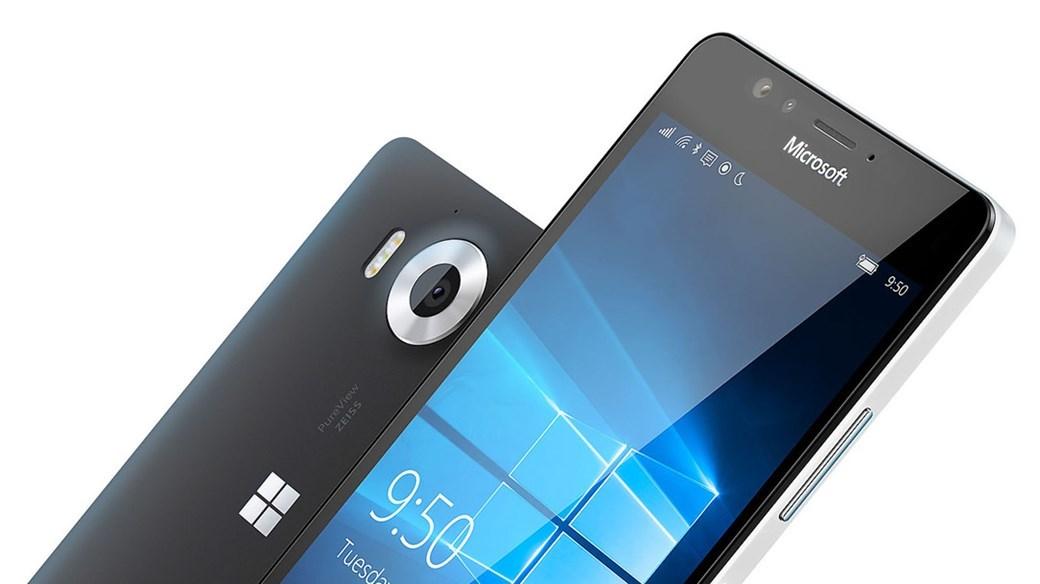 Novo smartphone da Microsoft a chegar