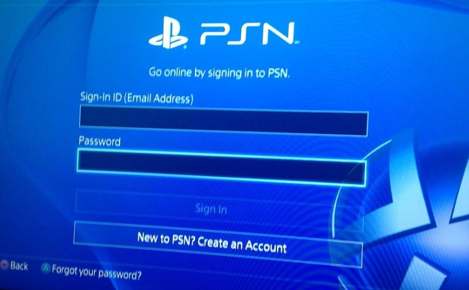 Playstation PSN
