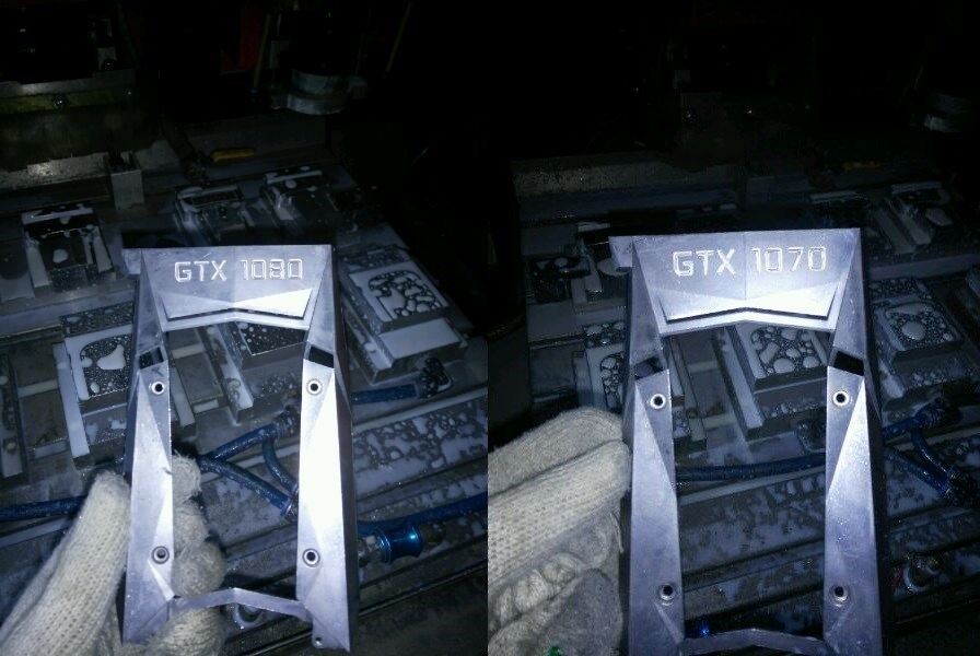 Nvidia GTX 1080 e 1070