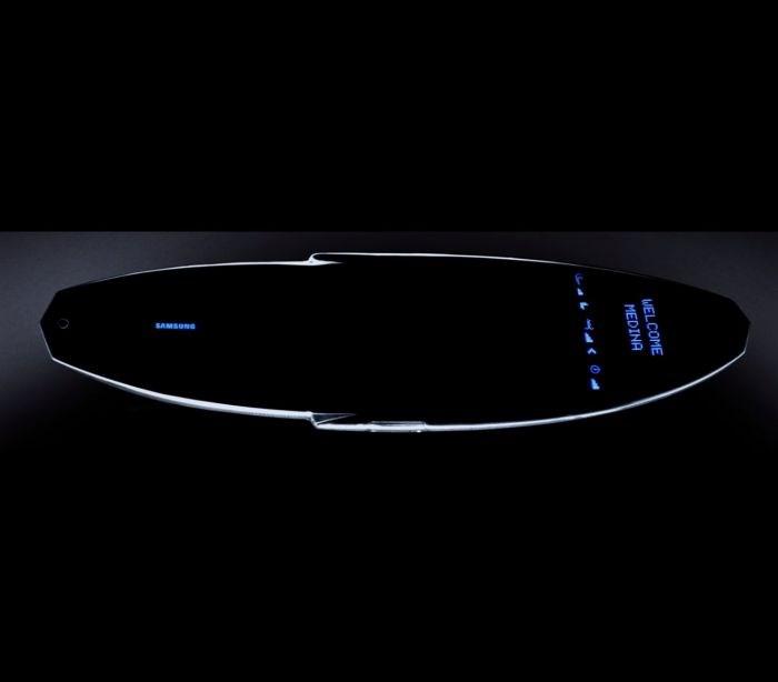 Samsung no Surf