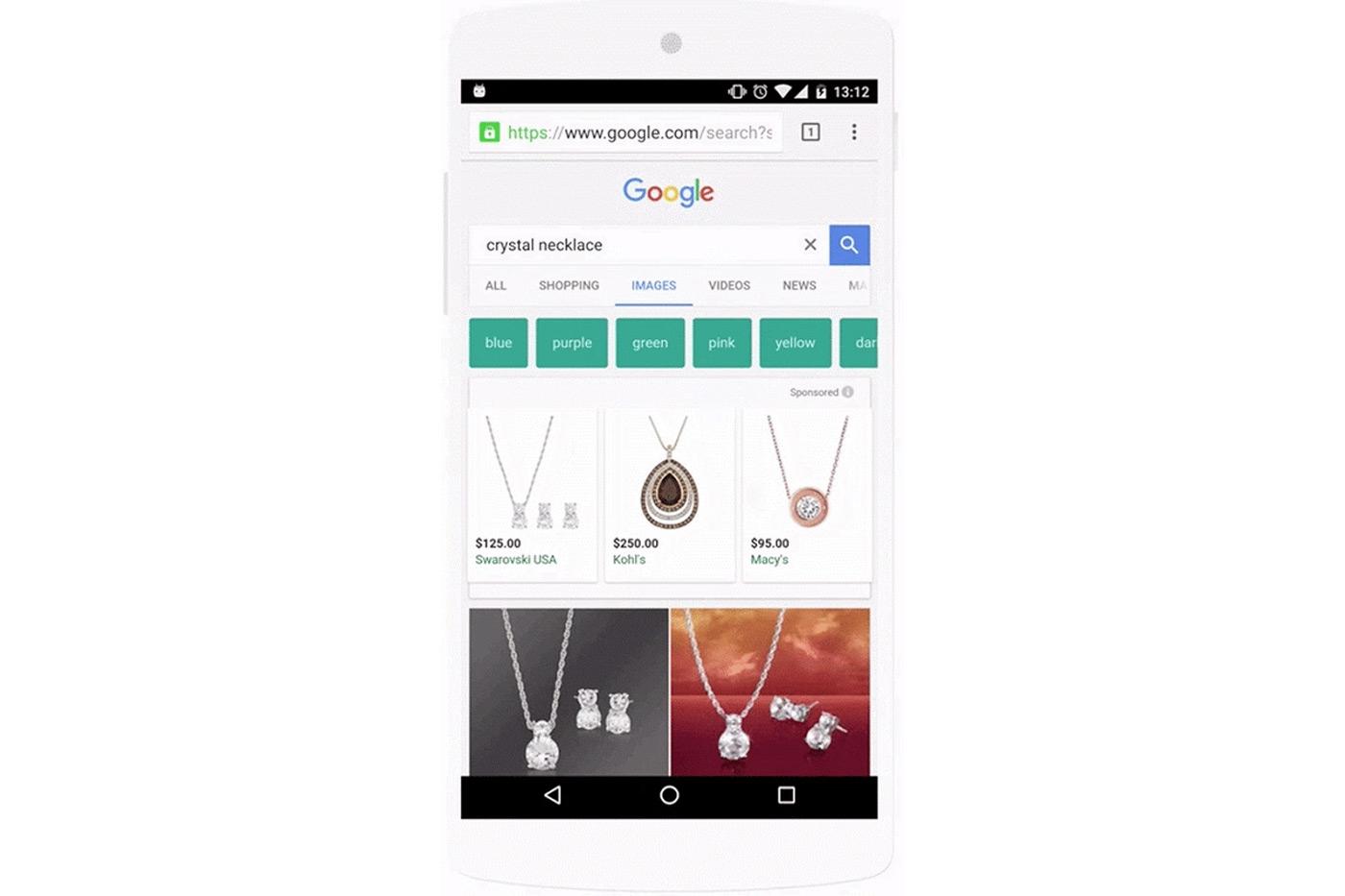 Pesquisa de imagem no Google