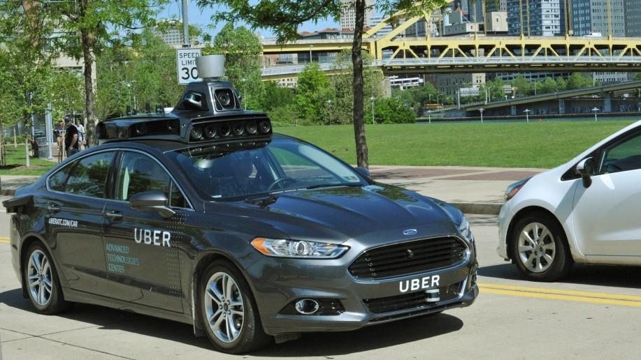 Carro da Uber
