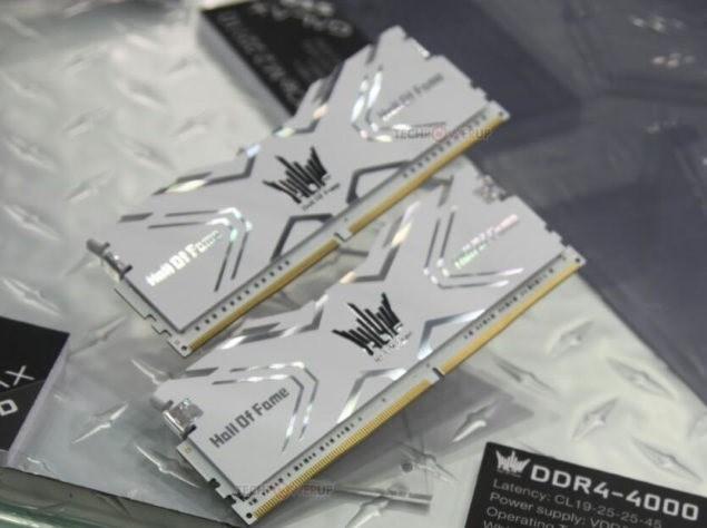 DDR4 a 4000MHz