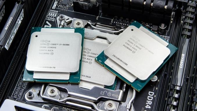 Processadores Intel