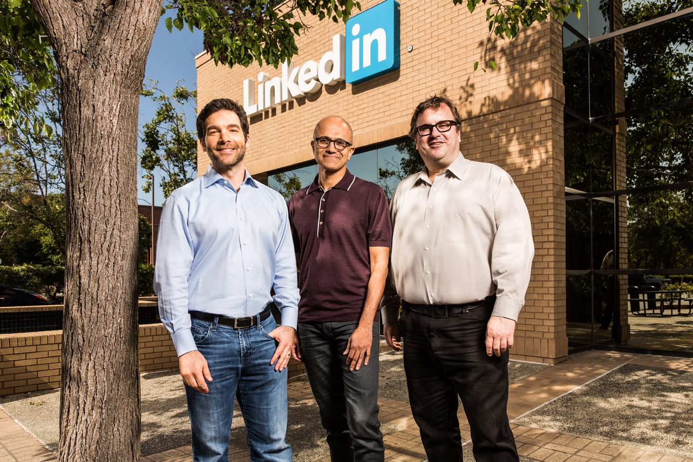 Linkedin da Microsoft