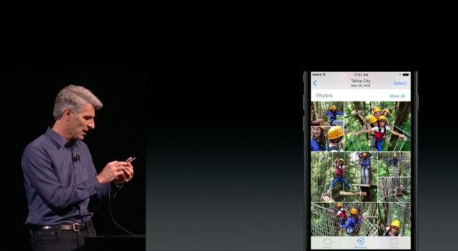 Apple e fotos