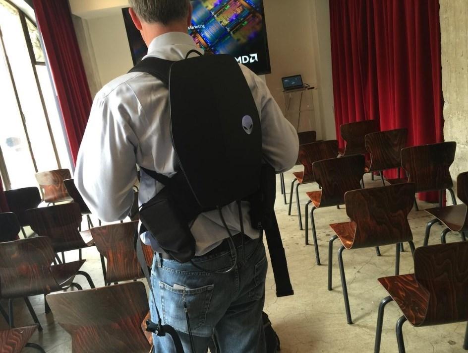 Alienware VR-ready PC