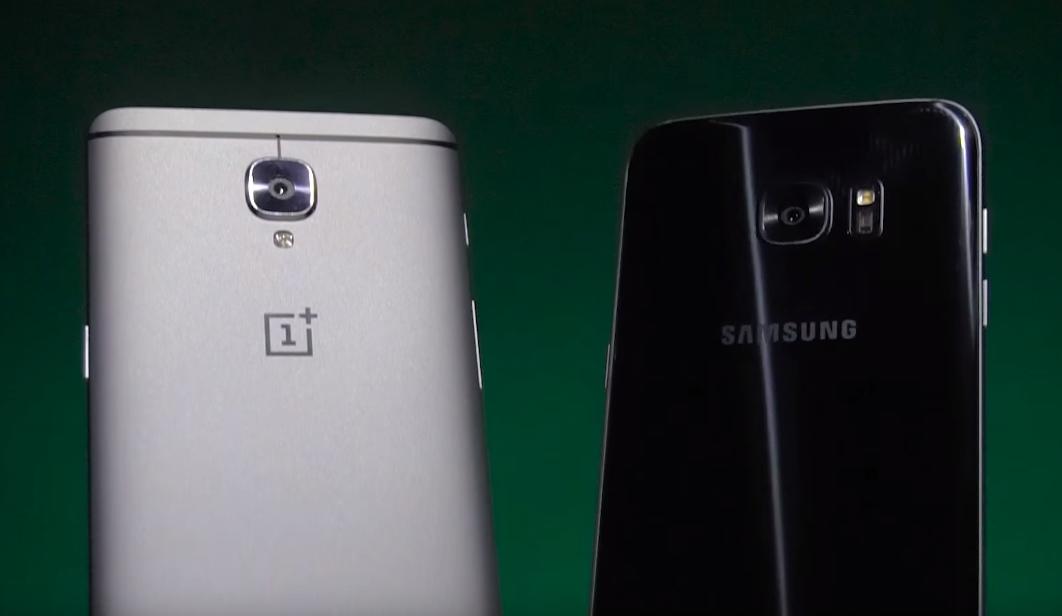 OnePlus vs Samsung