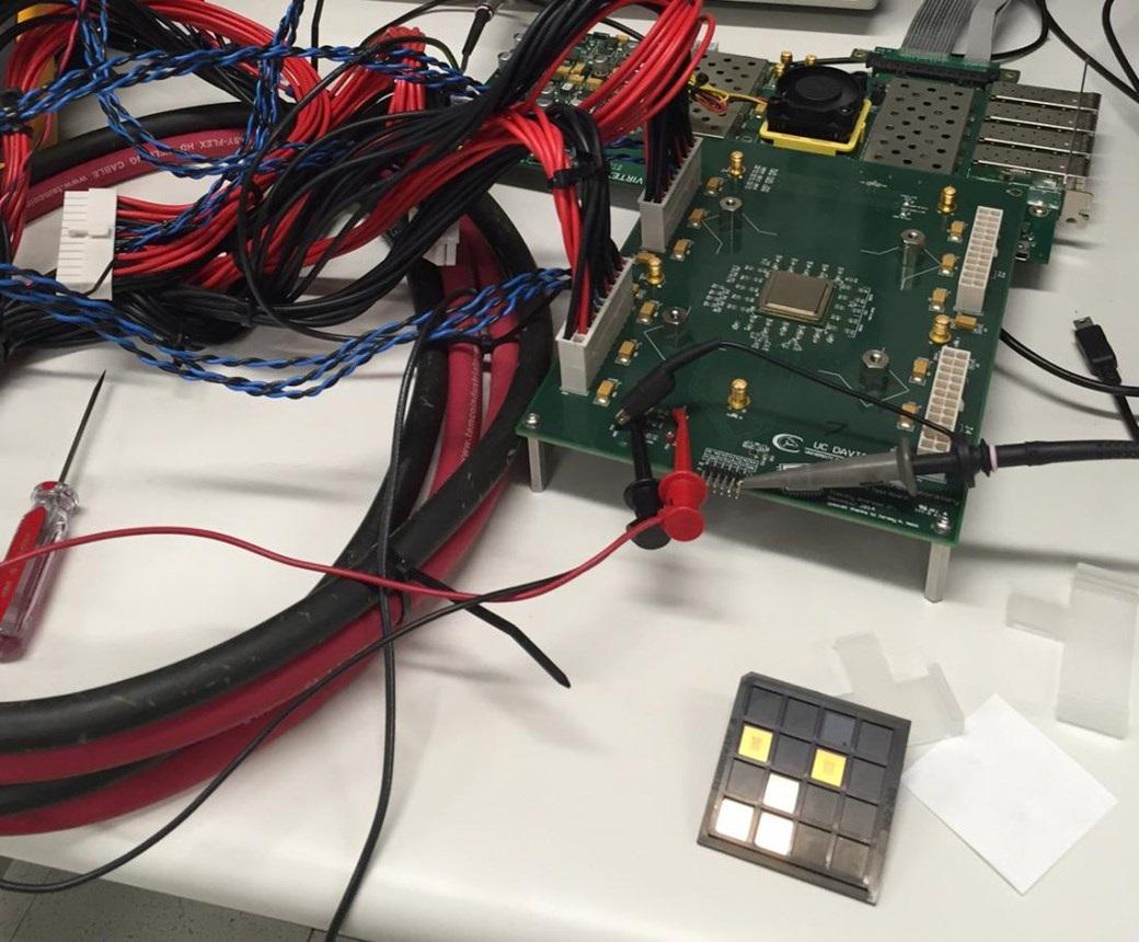 Processador de mil núcleos