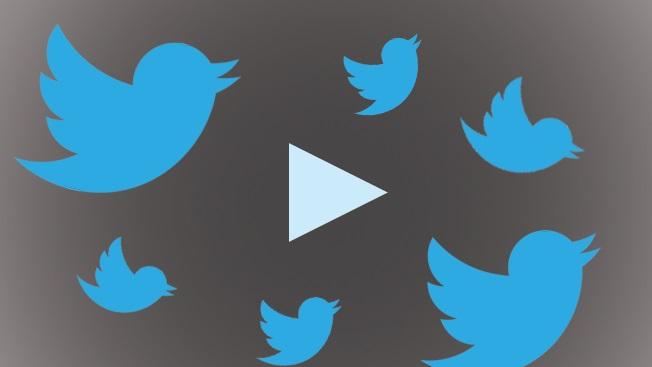 Twitter e os videos