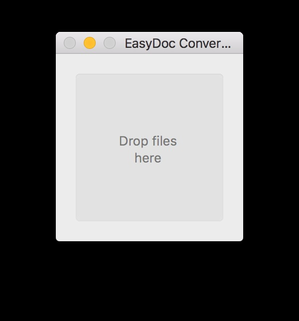 EasyDoc Converter